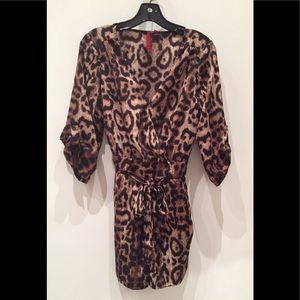 5/48 Leopard Print Romper